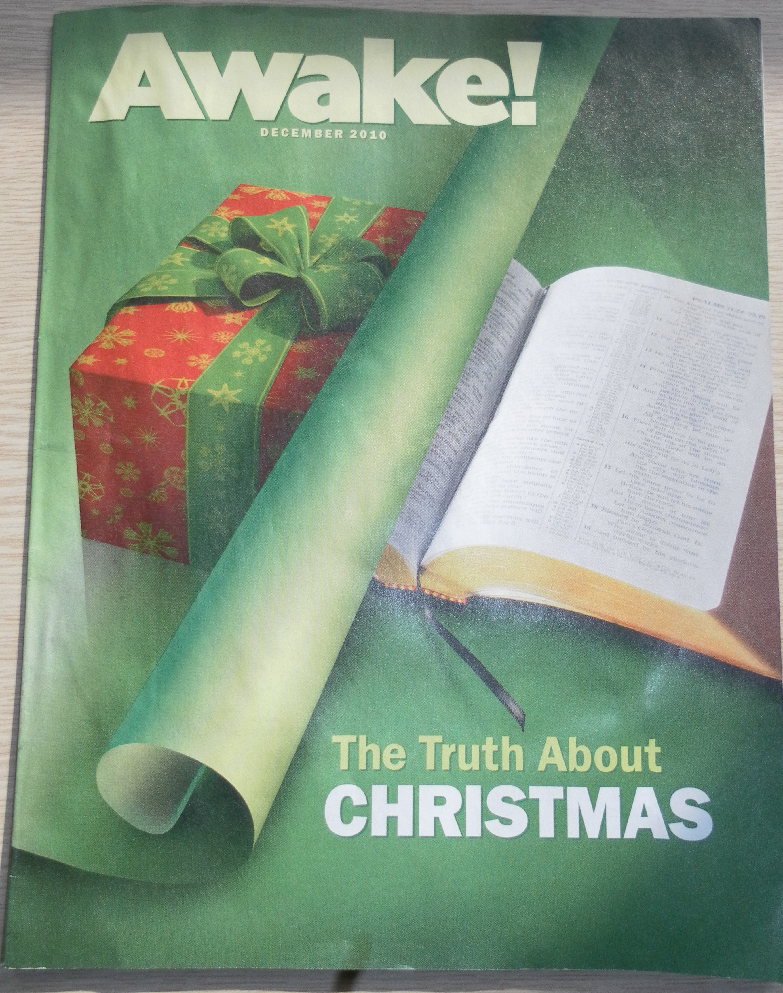 i designed english club to expose my students to american culture beyond the super exaggerated commercial society they are shown on the television - The Truth About Christmas